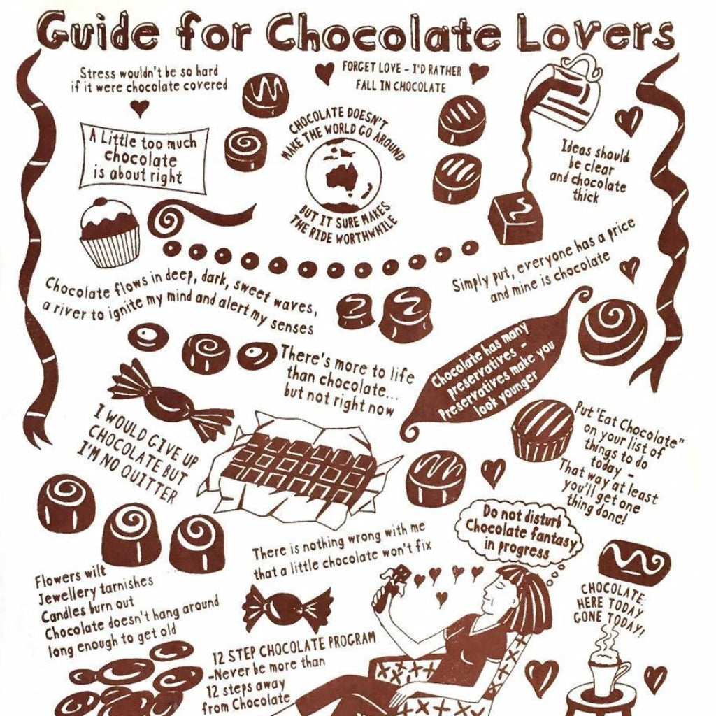 Guide for Chocolate Lovers