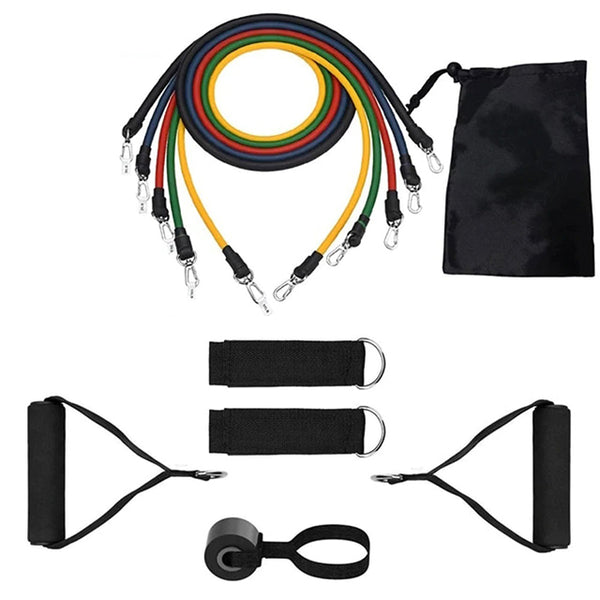 XDAPT Resistance Band Bundle Package