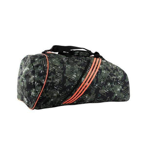 Adidas Sport Bag 'Combat Camouflage' Solar Orange Large