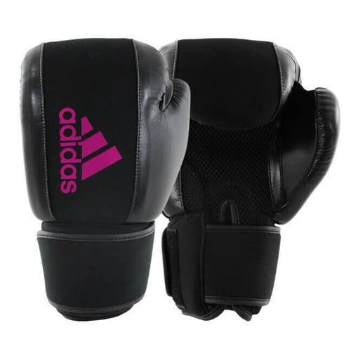 Adidas S/M Adidas Washable Boxing Gloves BLK/PINK