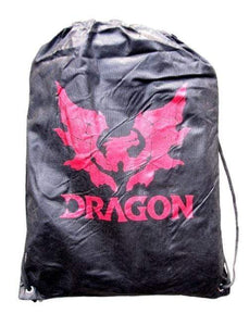 Dragon V2 BJJ Gi Black-Red W- Gi Bag