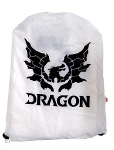 Dragon V2 BJJ Gi White W- Gi Bag