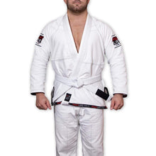 Load image into Gallery viewer, FightLife Apparel A1 FightLife lightweight Gi White