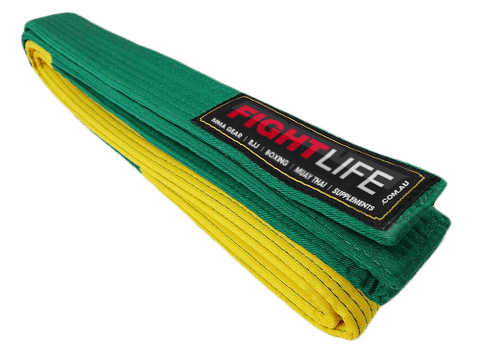 FightLife Apparel A2 Fightlife Competitor Adult BJJ Belts
