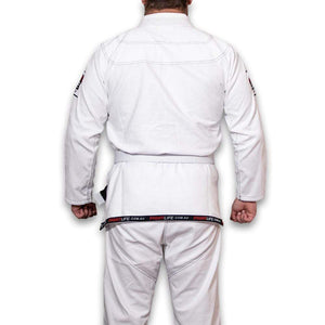 FightLife Apparel FightLife Lightweight Gi White