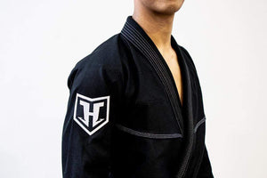 "Hooks Kids Gi ""Pro Light"" Black"