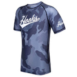 Hooks Kids Rash Guards Kids Camo Rashguard