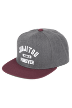 Load image into Gallery viewer, Jiujitsu Forever Hat