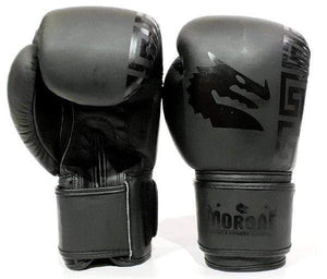 Morgan B2 Bomber Leather Boxing Gloves