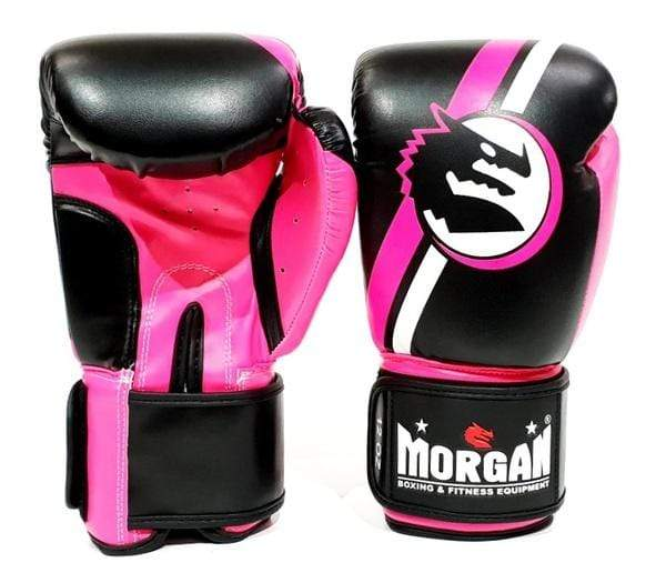 Morgan V2 Boxing Gloves Kids 'Classic' Pink-Black