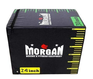 Morgan Boxing Morgan 3 in 1 High Density Foam Plyo Box V2
