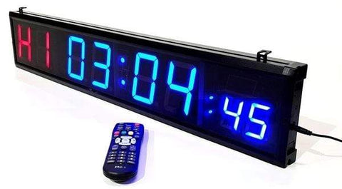 Morgan Boxing Morgan 8-Digit LED Digital Gym Timer