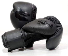 Load image into Gallery viewer, Morgan B2 Bomber Leather Boxing Gloves