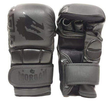 Load image into Gallery viewer, Morgan B2 Bomber Shuto Leather Sparring Gloves