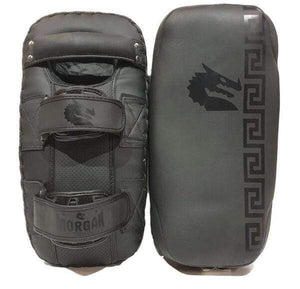 Morgan B2B Bomber Leather Thai Pads Pair