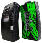 Morgan Boxing Morgan BKK Ready Curved Strike-Kick Shield - Green