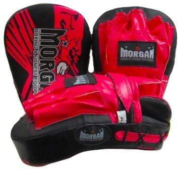 Morgan Focus Pads BKK Ready - Pink