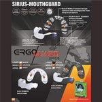 Morgan Boxing Morgan Sirius 3 Layer Gel Mouthguard