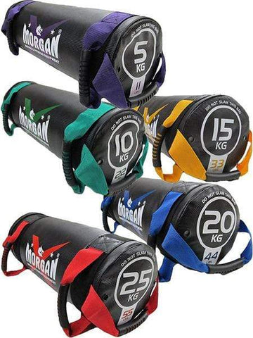 Morgan Boxing Morgan  V2 Core Enduro Bag Set of 5