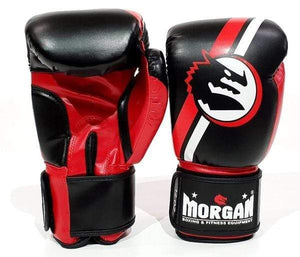 Morgan V2 Boxing Gloves 'Classic' Red