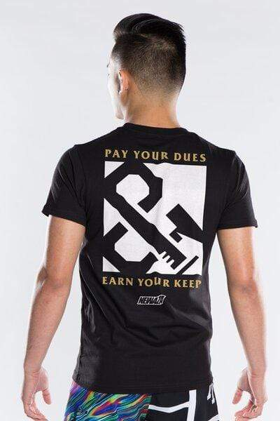 Newaza Pay Your Dues T-Shirt