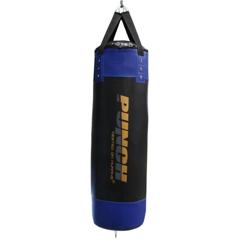 Punch Equipment Boxing Bag BLUE Punch Equipment Urban Home Gym Boxing Bag 4FT