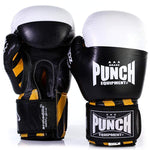 Punch Equipment Boxing Gloves BLACK / 12oz Punch Equipment Armadillo Safety Boxing Gloves V30