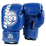 Punch Equipment Boxing Gloves BLUE Punch Equipment Kids/Junior Urban Boxing Gloves 4oz