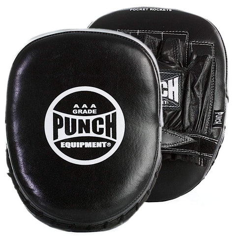 Punch Equipment Focus Pads Punch Equipment Pocket Rocket Boxing Focus Pads