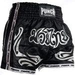 Punch Equipment Muay Thai Shorts Punch Equipment Contender Muay Thai Training Shorts