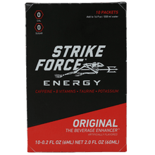 Load image into Gallery viewer, Strikeforce Grape flavour 10 Pack