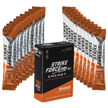 Load image into Gallery viewer, Strikeforce Orange flavour 10 Pack