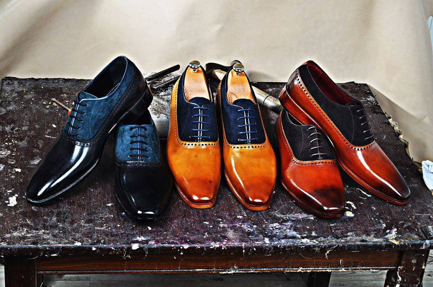 5 Ways To Rock A Pair Of Italian Men's Dress Shoes