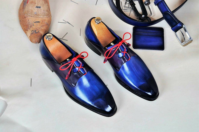 10 Streetwear Styles For Bespoke Handmade English Mens' Shoes