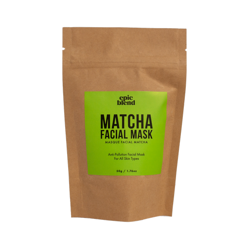 Epic Blend - Masque Matcha anti-pollution - Boutique Ousias
