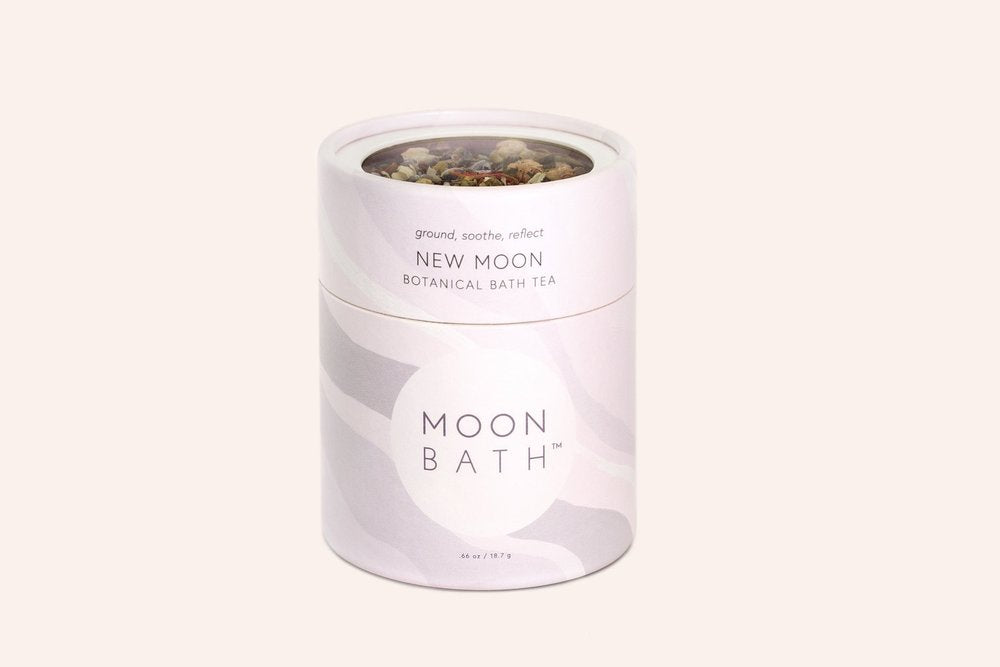 Bath tea - New Moon
