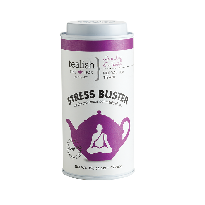 Tealish - Thé - Anti-stress - Boutique Ousias