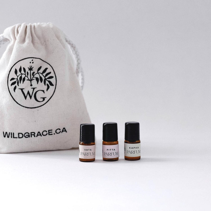Wild Grace - Parfums Mini-Trio - Boutique Ousias