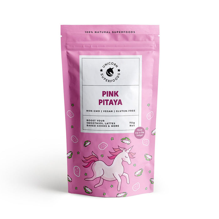 Unicorn Superfood powder - Pink pitaya