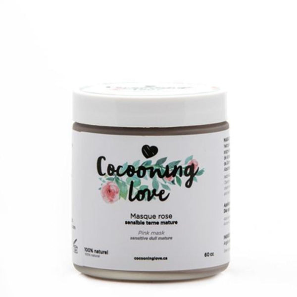 Cocooning love - Masque Rose Apaisant - Boutique Ousias
