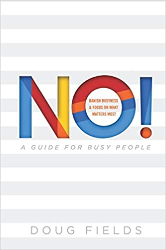 NO! A Guide for Busy People