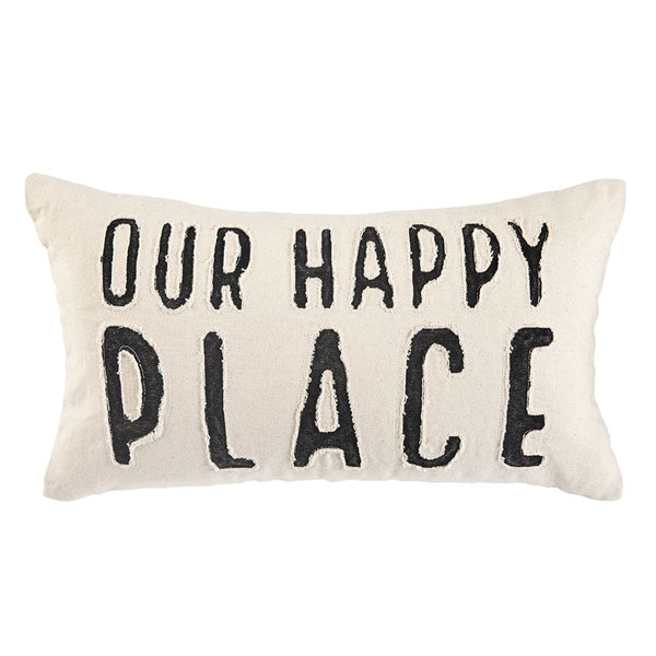Pillow | Our Happy Place