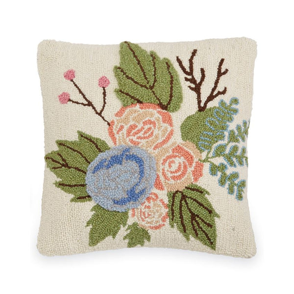Sale | Pillow Floral Hooked
