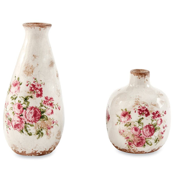 Vases | Rose Stamped