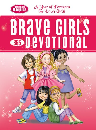 Brave Girls 365 Devotions