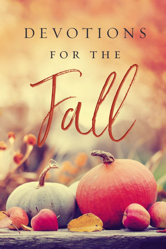 Devotions For Fall