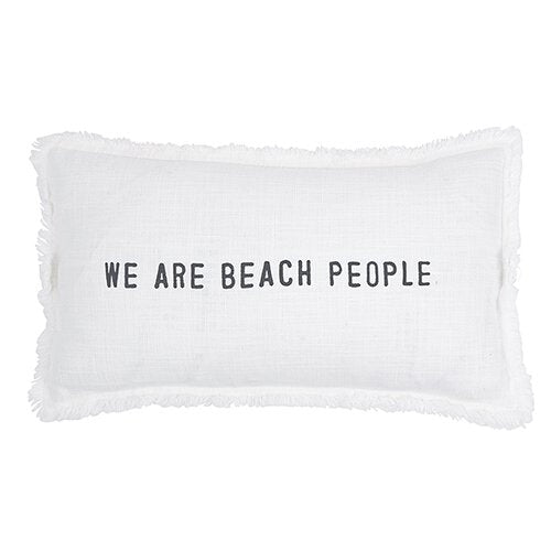 Pillow | We are Beach People