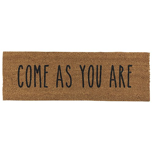 Doormat | Come as You Are