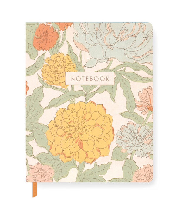 Journal | Floral Notebook
