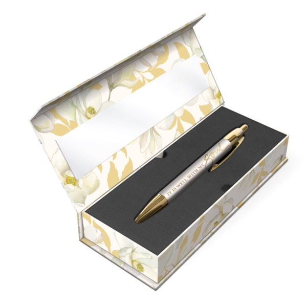 Pen | It Is Well With My Soul Boxed Pen
